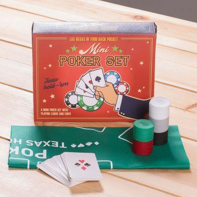 Jouets - Mini Coffret de Poker