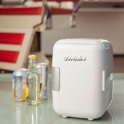 Cadeau Anniversaire Copain - Mini Réfrigérateur Rétro