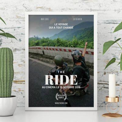 Poster personnalisé - Affiche personnalisable façon affiche de film