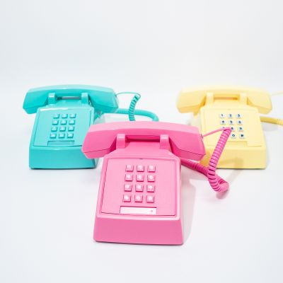 Objets Rétro & Vintage - Téléphones Rétro des Années 80