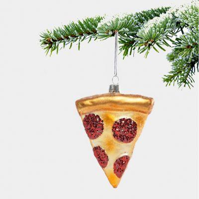 Décoration & Mobilier - Boule de Noël Pizza