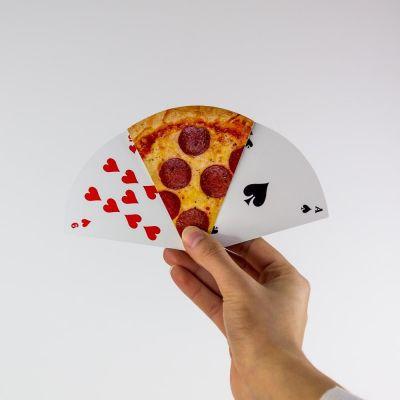 Jouets - Jeu de Cartes Pizza