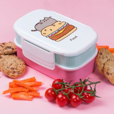 Cuisine & Barbecue - Ensemble de Lunch Box Pusheen