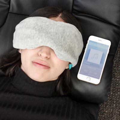 Voyages - Masque de sommeil avec écouteurs Bluetooth
