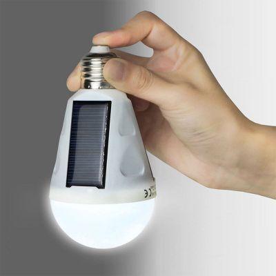 Accessoires sport et aventure - Ampoule Solaire avec LED