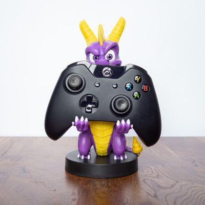 Jouets - Porte-smartphone Spyro avec câble de chargement