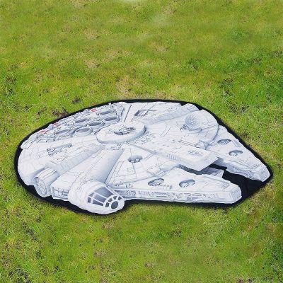 L'univers Star Wars - Couverture de pique-nique Faucon Millenium Star Wars