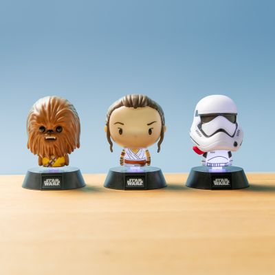 Mini Lampes Star Wars