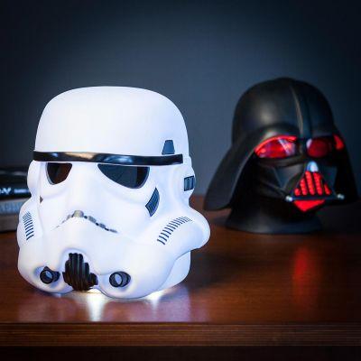L'univers Star Wars - Lampe LED Casque Star Wars