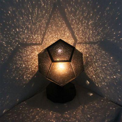 Cadeau Saint Valentin Homme - Projecteur d'étoiles à assembler