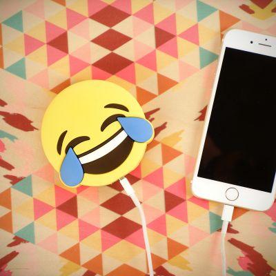 Accessoires smartphone - Chargeur pour Smartphone - Émoticône