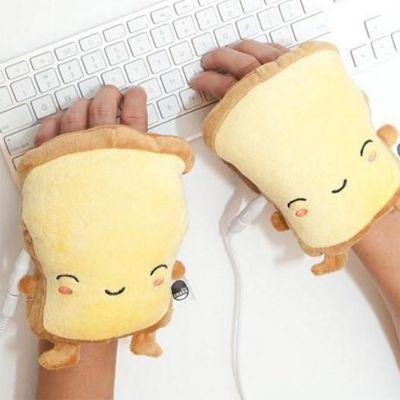 PROMOS - Chauffe-mains USB Toast