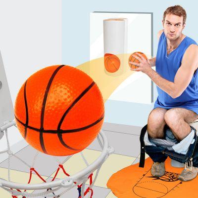 Salle de bains - Set de Basket-ball pour les Toilettes