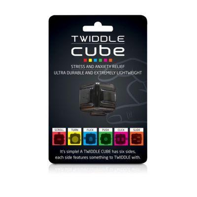 Jouets - Twiddle Cube anti-stress
