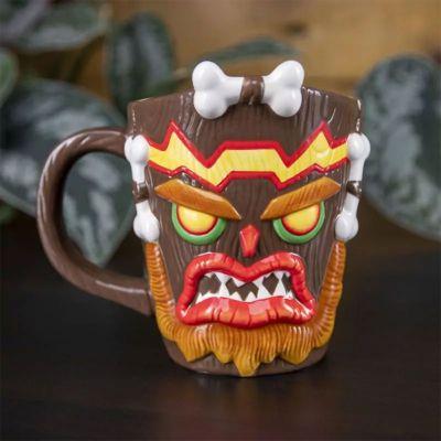 Verres & Mugs - Tasse Uka Uka