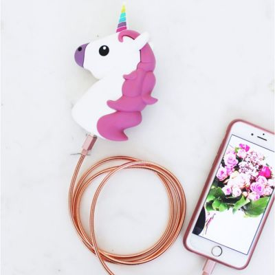 Accessoires smartphone - Chargeur pour Smartphone - Licorne