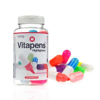 Idées cadeaux pour mettre dans le calendrier de l'avent - Surligneurs Vitapens