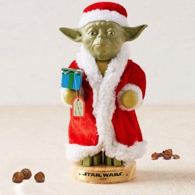 L'univers Star Wars - Casse-Noisette Star Wars Yoda