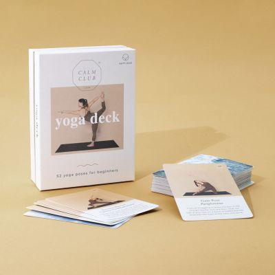 Nouveau - Cartes de Yoga pour 52 Semaines