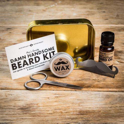 Idée cadeau - Kit Moustache