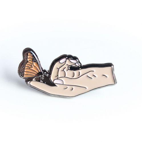 Pin's Papillon