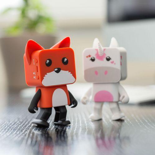 Idée cadeau - Mini Enceinte Bluetooth Danseur