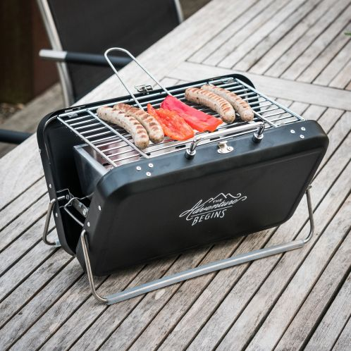 Cadeau anniversaire - Valise Barbecue Wild & Wolf