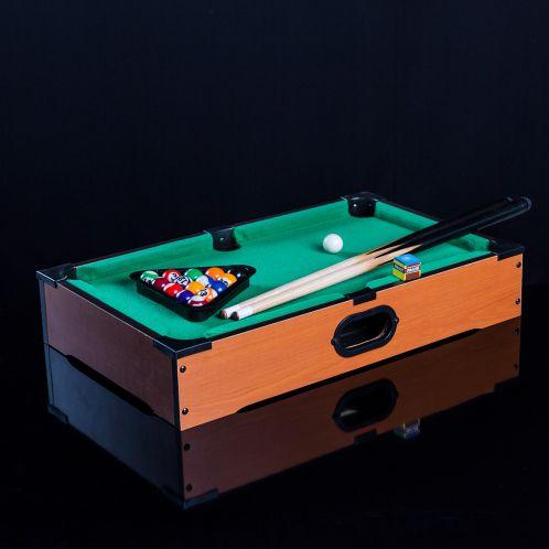 Cadeau anniversaire - Table de Billard en bois