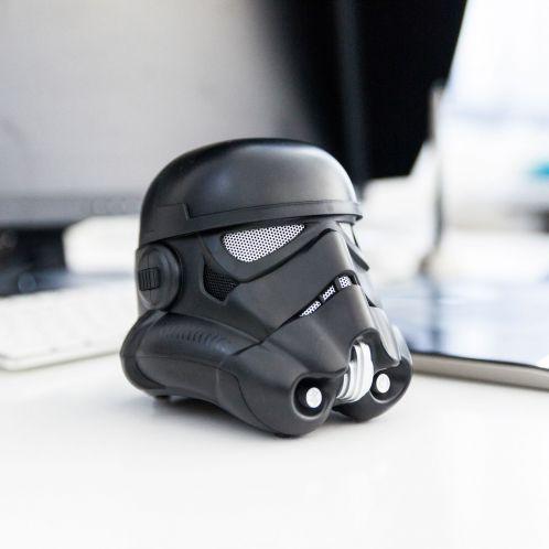 Idée cadeau - Enceinte Bluetooth Star Wars Shadowtrooper