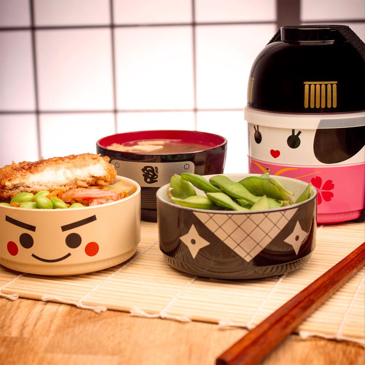 Lunchbox Kokeshi Bento