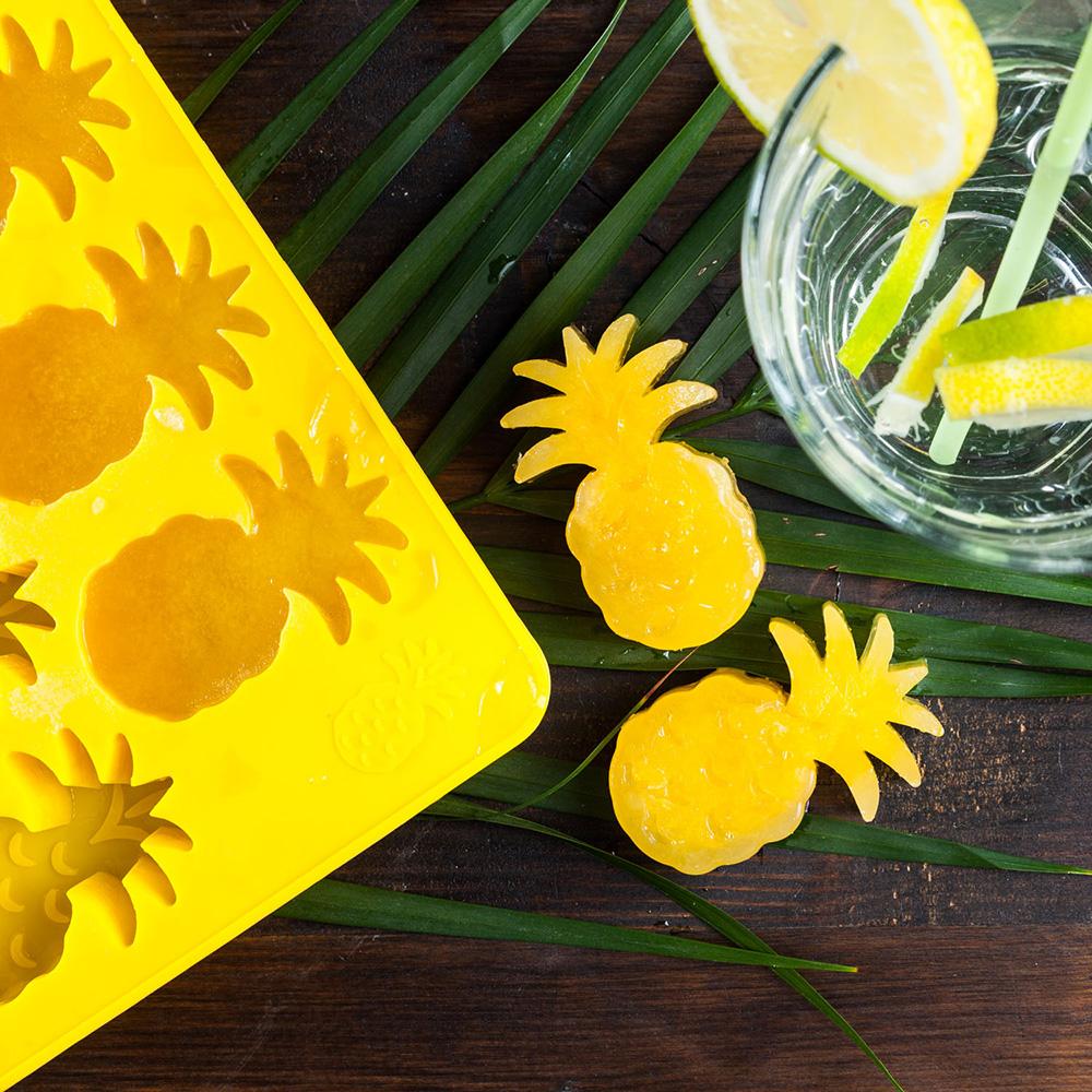 Moule à glaçons Ananas